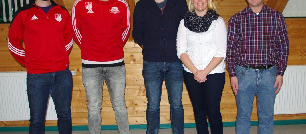 Armin Lorenz alter und neuer Abteilungsleiter