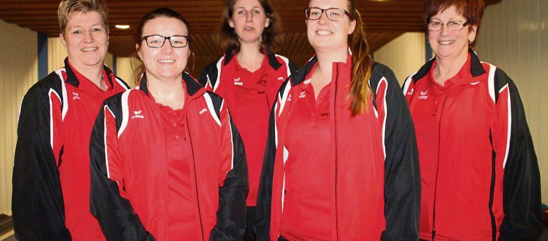 Damenmannschaft sicherte sich vorzeitig den Meistertitel