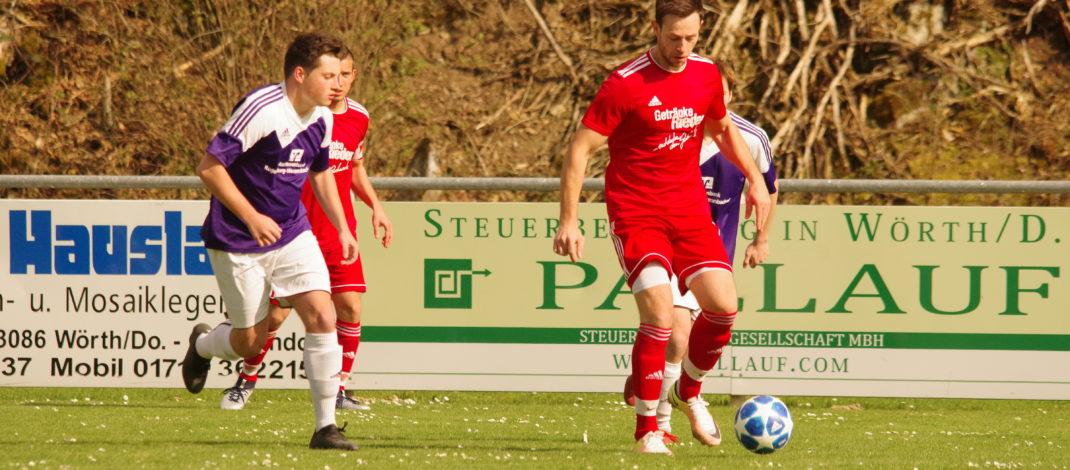 Stadionzeitung SV Türk Genclik Regensburg 22.04.2019