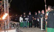 Totengedenken für verstorbene FFW- und TSV-Mitglieder