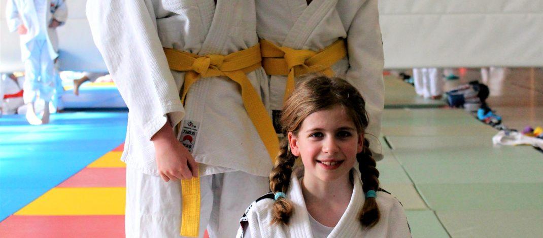 Judo-Bezirkslehrgang vom 15.02.20