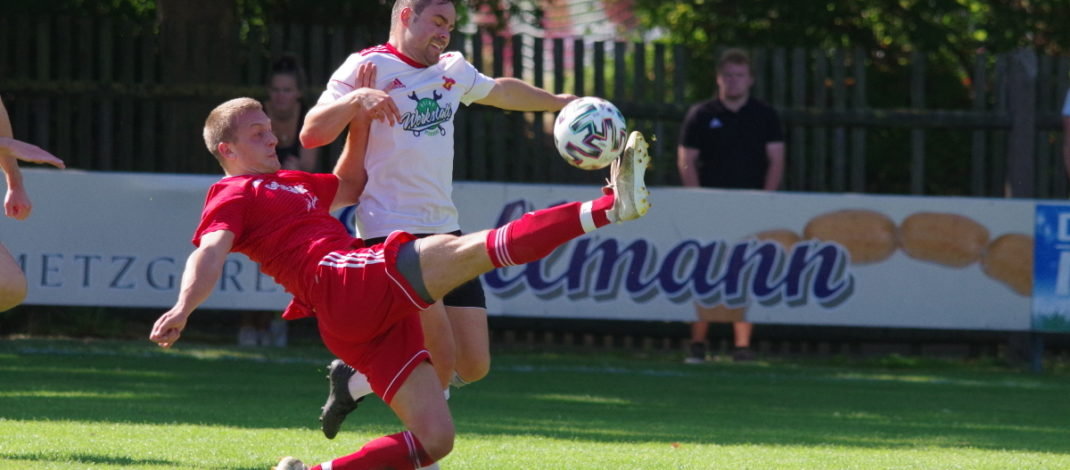 Stadionzeitung TSV – TSV Kareth-Lappersdorf II – 27.09.20