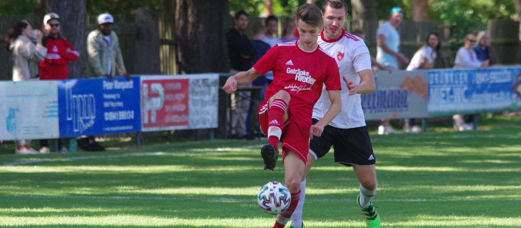 Stadionzeitung TSV – TSV Oberisling 11.10.2020